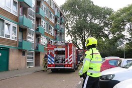 Brand in appartement in Amstelveen