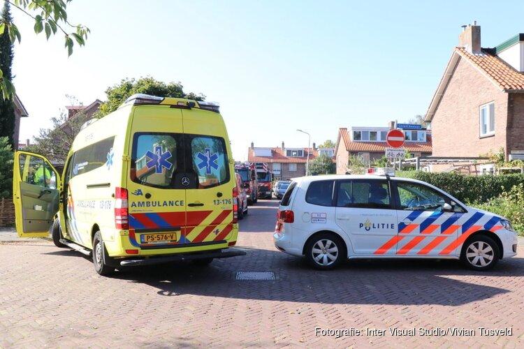 Brand in woning Amstelveen