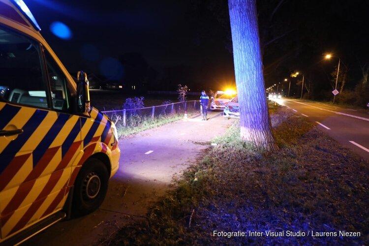 Voetganger buiten bewustzijn na ongeluk in Amstelveen