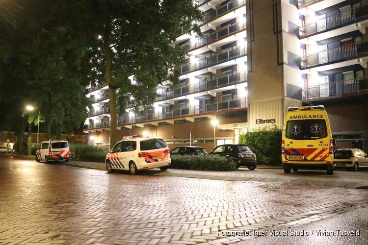 Overval op flatwoning in Amstelveen