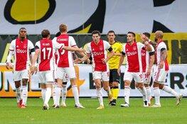 Ajax schrijft historie in Venlose schiettent (0-13)