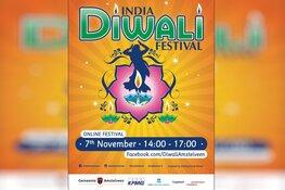 Diwali Festival Amstelveen - live online op 7 november 2020 vanaf 14uur!