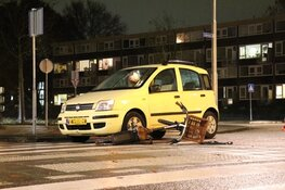 Fietser gewond bij ongeval met auto in Amstelveen