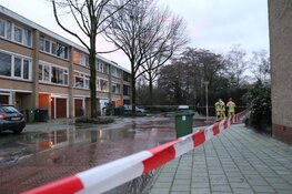 Waterballet in Amstelveen na kapotte leiding