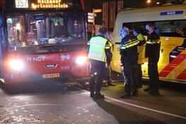 Fietser gewond na botsing met lijnbus in Amstelveen