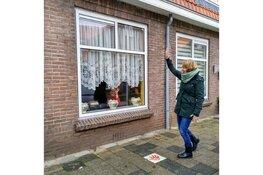 Eerste Zwaaisteen in Amstelveen geplaatst